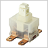 Single and double-pole pushbutton switches - 1680