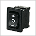 Single and double-pole rocker switches - 1800